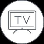Amenities-TV -Icon