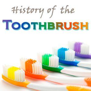 Toothbrush-History